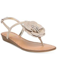 1ff7d3123fcf Carlos by Carlos Santana Teagan Sandals   Reviews - Sandals   Flip Flops -  Shoes - Macy s