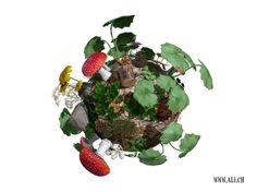 Zbrush, Character Design, Strawberry, Fruit, The Fruit, Strawberries