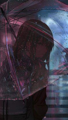 Kawaii Anime Girl, Sad Anime Girl, Anime Art Girl, Anime Girls, Anime Triste, Anime Naruto, Manga Anime, Image Manga, Sad Art