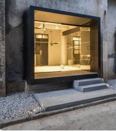 Window Design, Door Design, House Design, Interior Design Living Room, Interior Livingroom, Modern Entrance, Paint Colors For Living Room, Facade Design, Facade Architecture