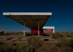 Haunting Photos Of Abandoned Buildings In Desert Ghost Towns: LAist