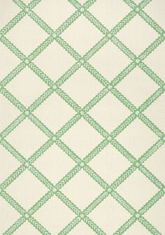 MAJULI TRELLIS, Green, T88747, Collection Trade Routes from Thibaut