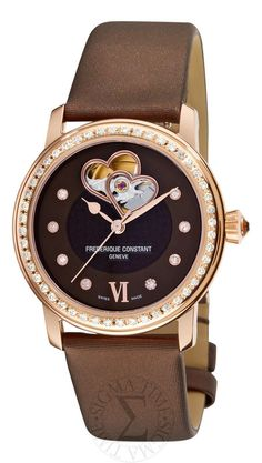 9685cefffa8 Frederique Constant Women s Automatic Diamond Dial Watch FC-310CLHB2PD4  Watch 2