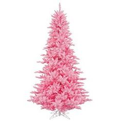 """Are You Dreaming of a Pink Christmas? Look below for decorating ideas and beautiful products to """"pink"""" up your Christmas! Pink Christmas Tree from HeirloomPhilosophies  Cute Pink Dog and Sleigh From Olivia's Romantic Home  The Most Wonderful Time of the Year Coffee Mug by FeelingLikeChristmas Gorgeous Pink Tree by """"From Where the Sidewalk Begins"""" Beautiful Full Pink Christmas Tree by Couture Events Beautiful and Pink byquotes.lol-rofl.com Little and ..."""