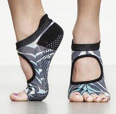 These 10 yoga socks can handle any pose you want to attempt.