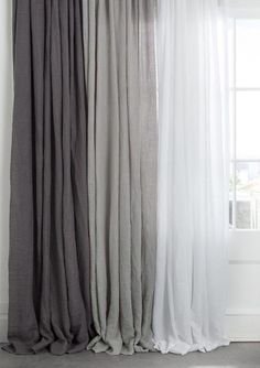 5 Prodigious Tips: Linen Curtains Blackout printed velvet curtains.Door Curtains Design mirror and curtains headboard. Shabby Chic Curtains, Farmhouse Curtains, Home Curtains, Rustic Curtains, Curtains Living, Hanging Curtains, Modern Curtains, Apartment Curtains, Window Curtains