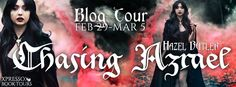 Check out Book Tour: Chasing Azrael by Hazel Butler (Review Giveaway) on Paranormal Books!