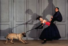 Beatrice + Alaia by Jean Paul Goude.