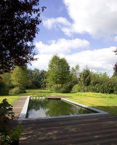 #si #Studiointrio #zwemvijver #inspiring #garden #swimming #living #interior #architecture #interieur #architectuur #design www.studio-interio.com