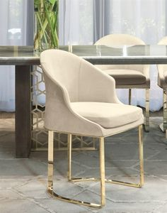 - - Modern Chairs With Traditional Table Dinning Chairs, Accent Chairs For Living Room, Desk Chairs, Kitchen Chairs, Dining Room, Chair Design, Furniture Design, Restaurant Tables And Chairs, Decoration Home