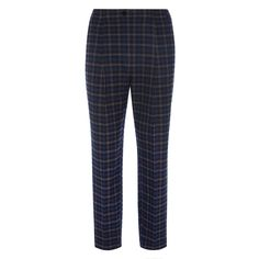 Navy Check Trouser | Workwear | Womens | Categories | Primark UK Primark Uk, Checked Trousers, Work Wear, Pajama Pants, Pajamas, Navy, Women, Fashion, Outfit Work