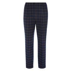 Navy Check Trouser | Workwear | Womens | Categories | Primark UK Primark Uk, Checked Trousers, Work Wear, Pajama Pants, Pajamas, Navy, Women, Fashion, Sleep Pants