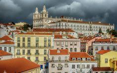 * Igreja de São Vicente de Fora * # Lisboa, Portugal.