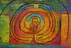 "Judith Shaw: ""Journey Through the #Labyrinth"""