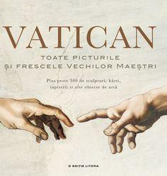 """Castiga o carte extrem de valoroasa: """"Vatican. Toate picturile si frescele vechilor maestri"""""""