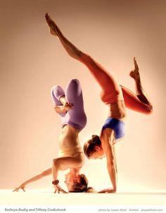 Kathryn Budig and Tiffany Cruikshank + Jasper Johal and Rose Quartz Mala Beads