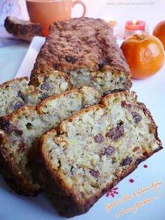 Banános-zabpelyhes sütemény Paleo Desert Recipes, Baby Food Recipes, Sweet Recipes, Cake Recipes, Dessert Recipes, Cooking Recipes, Healthy Sweet Snacks, Healthy Cake, Healthy Baking