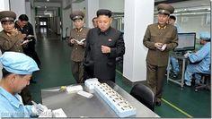 Pyongyang Touch: Corea del Norte lanzó su propia versión del iPhone  - http://panamadeverdad.com/2014/10/07/pyongyang-touch-corea-del-norte-lanzo-su-propia-version-del-iphone/