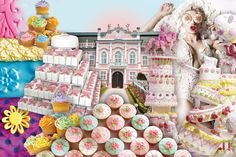 2014 MarediModa fabric trend: Candy Baroque | Bodywear