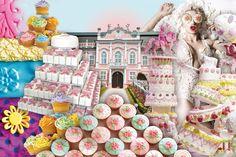 2014 MarediModa fabric trend: Candy Baroque | Bodywear