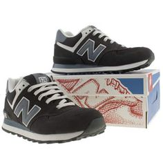 bc36a8ead358 The  newbalance 574 is one trainer we re super glad to welcome back to