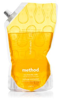 Packaging of the World: Creative Package Design Archive and Gallery: Method Refill Pouch Packaging
