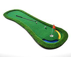 mini Golf Putter mat Artificial greens With slope series Indoor & Outdoor Golf practice mat X feet) Golf Green, Green Lawn, Green Grass, Indoor Golf Simulator, Golf Simulators, Golf Practice, Golf Putters, Play Golf, Indoor Outdoor