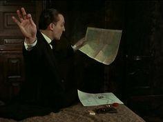 Sherlock Holmes doesn't have time for nonsense. Jeremy Brett Sherlock Holmes, Detective Sherlock Holmes, Sherlock Bbc, David Burke, Midsomer Murders, Talk To The Hand, Literature Books, Arthur Conan Doyle, Private Life