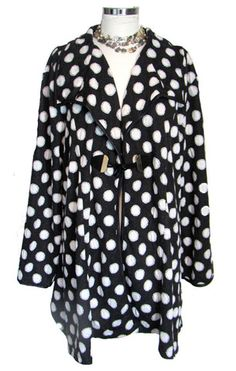 Jacket – Marie - S Polka Dot Top, Jackets, Clothes, Collection, Tops, Women, Fashion, Down Jackets, Outfits