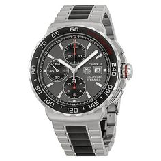 TAG Heuer Men's CAU2011.BA0873 Formula 1 Stainless Steel Automatic Watch https://www.carrywatches.com/product/tag-heuer-mens-cau2011-ba0873-formula-1-stainless-steel-automatic-watch/  #automaticwatch #chronograph #men #menswatches #tagheuer #tagheuerwatch #tagheuerwatches - More TAG Heuer mens watches at https://www.carrywatches.com/shop/wrist-watches-men/tag-heuer-watches-for-men/