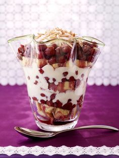 Cherry Trifle