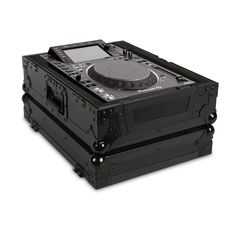 UDG Ultimate Flight Case Multi Format CDJ/MIXER II Black   Ultimate DJ Gear   UDG Gear