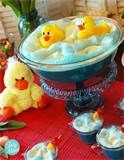 Image detail for -Ducky Bath Baby Shower Punch Recipe