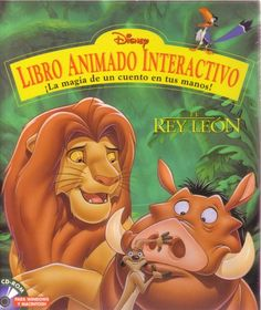 Spanish Disney's The Lion King « Game Searches