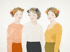 Soft & charming illustrations (including a...   Artistic Moods