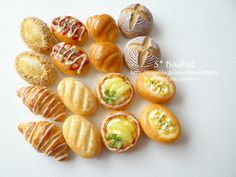 8種類のパン&レーズン♪ | SWEETS BASKET (S+B)