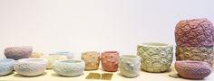 CHEN AND KAI VASES Chen Chen & Kai Williams concrete vases