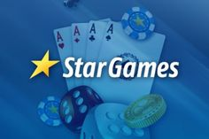 Most of star games casino gives bonus at every week for interested person. . Don't wait and Join StarGames quickly & get  100% bonus.