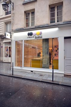 Someday I wish to go here and eat many, many éclairs 14 rue pavée 75004 Paris