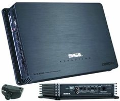 SSL EV2.2000 EVOLUTION 2,000-Watt 2-Channel MOSFET Amplifier with Remote Subwoofer Level Control by Ssl. $101.93. Charles Darwin generated a lot of controversy with his theory of evolution. Although his theories were well respected in the scientific community, they met with opposition from some in the general public. Sound Storm Laboratories' EVOLUTION is a series of stylish, efficient, high performing amplifiers that are as exciting and well respected as Darwin's t...