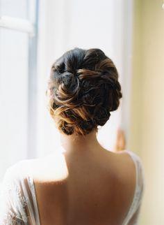 #hairstyles  Photography: Elisa Bricker - elisabricker.com/