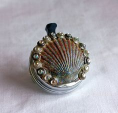 Calling all mermaids!!! Sea Serpent Bike Bell by tishaBells on Etsy