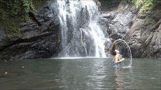 Hidden Waterfall Savusavu Fiji South Pacific - Travel Destination Fiji I...