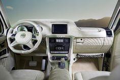 #Mansory #Mercedes-Benz G 63 #AMG Sahara Edition