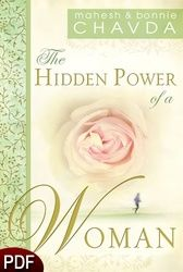 PDF E-Book (DOWNLOAD ITEM) - The Hidden Power of a Woman -- by Mahesh and Bonnie Chavda