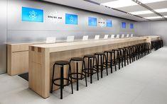 Apple Store Fifth Avenue (New York, 2006) / Bohlin Cywinski Jackson