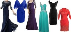 Mother Of The Bride Dresses | FABULOUS WEDDING GOWNS
