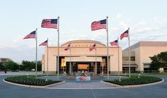 George H. W. Bush Presidential Library and Museum at Texas A University