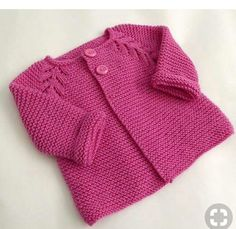 Handmade Baby cardigan for little baby bears . Price : 2999 R.s To place your or. Baby Cardigan Knitting Pattern, Knitted Baby Cardigan, Baby Knitting Patterns, Baby Patterns, Knitting For Kids, Hand Knitting, Crochet Baby, Knit Crochet, Modern Baby Clothes