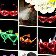 Light UP Party Sunglasses Tina Wu - Google+